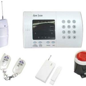 monitored alarm systems UK