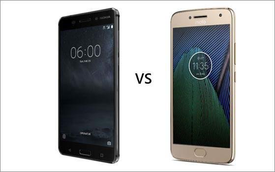 Motorola G5 Plus Vs. Nokia 6 – A quick comparison