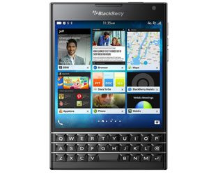 blackberry passport black price india