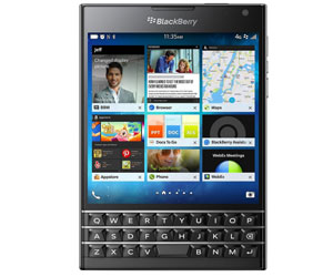 blackberry passport black price india