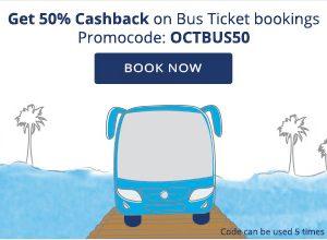 get cash back on bus ticket