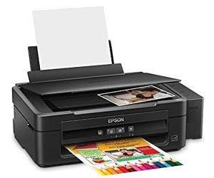 Epson L220 Colour Ink Tank System Printer