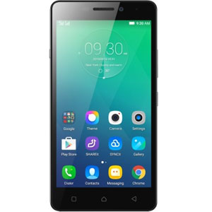 Lenovo VIBE P1m (Black, 16 GB)