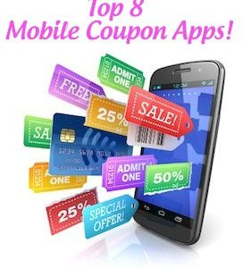 Mobile Apps Coupon Discounts