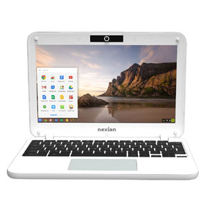 Nexian Chromebook 11.6-inch Laptop