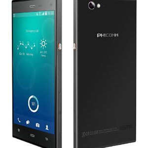 PHICOMM Passion 660 (Black, 16GB)