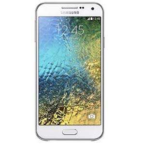Samsung Galaxy E5 (White,16GB) 19% Off -Amazon