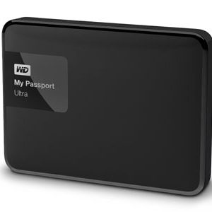 WD My Passport Ultra 2TB USB 3.0 Secure Portable External Hard Drive