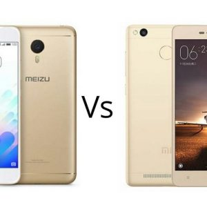 Meizu M3 Note Vs Xiaomi Redmi Note 3