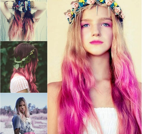Get Groovy with these Trendy Hair Colors this Summer