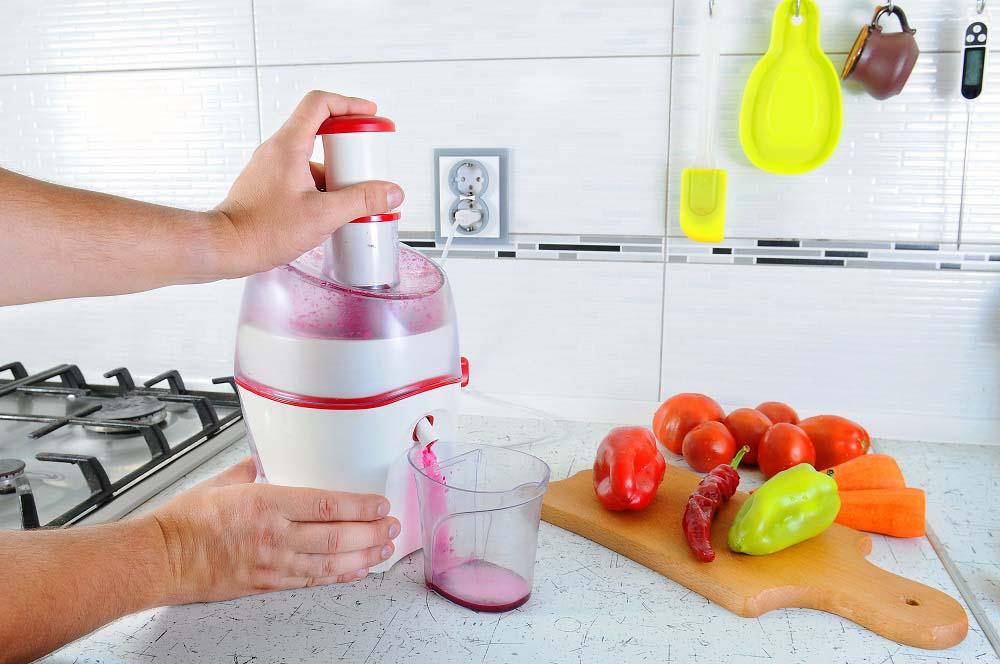 Juice Press Machine