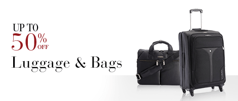luggage bags price india