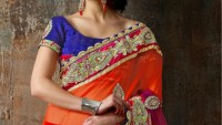 Latest party wear designer Sarees in India