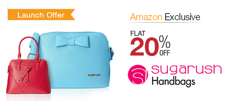 sugarush handbags price india